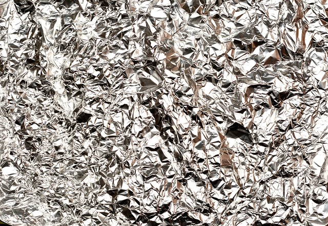 El papel de aluminio se utiliza para burlar los sistemas de detección